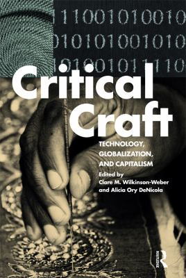 book cover of Critical Craft