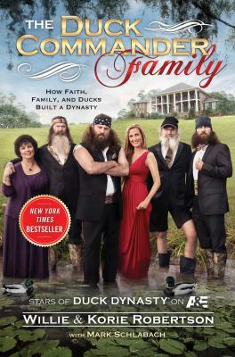 Cover image for The Duck Commander family 