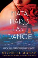 Cover art for Mata Hari's Last Dance