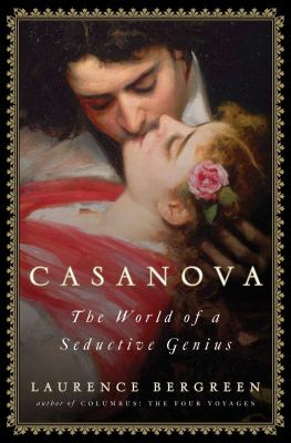 cover of Casanova: The World of a Seductive Genius