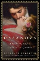 Cover art for Casanova