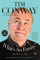 Cover art for What's So Funny?