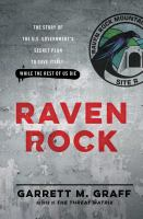 Cover art for Raven Rock
