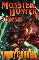 Cover art for Monster Hunter: Nemesis