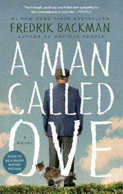 Man called Ove: a novel