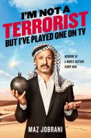 Cover art for I'm Not A Terrorist, But I've Played One on TV
