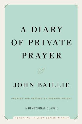 cover of A Diary of Private Prayer