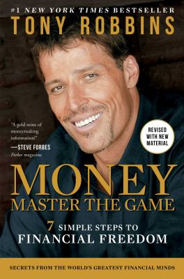 cover of Money: Master the Game: 7 Simple Steps to Financial Freedom
