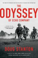 Cover art for The Odyssey of Echo Company