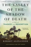 Cover of The Valley of the Shadow of Death
