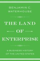 Cover art for The Land of Enterprise