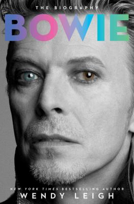 cover of Bowie: The Biography