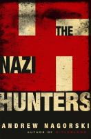 Cover art for The Nazi Hunters