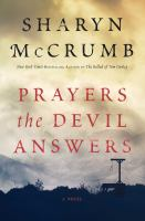 Prayers The Devil Answers : A Novel by McCrumb, Sharyn © 2016 (Added: 5/10/16)