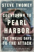 Cover art for Countdown to Pearl Harbor