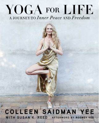 cover of Yoga for life : a journey to inner peace and freedom