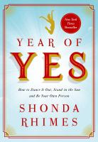 Cover art for Year of Yes
