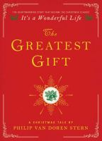 The Greatest Gift (book cover)