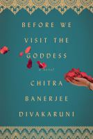 Cover art for Before We Visit the Goddess