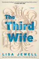 Cover art for The Third Wife by Lisa Jewell