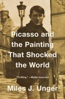 Cover art for Picasso and the Painting That Shocked the World