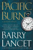 Cover art for Pacific Burn