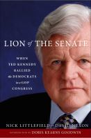 Cover art for Lion of the Senate