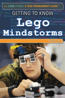 cover of Getting to Know Lego Mindstorms