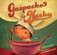 Cover art for Gazpacho for Nacho