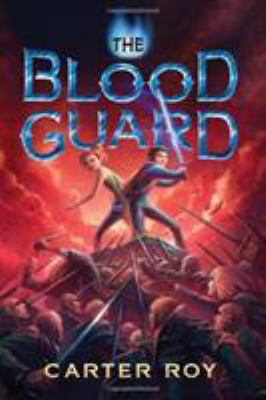 Cover image for The blood guard