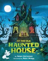 Cover art for At the Old Haunted House