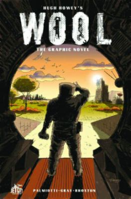 cover of Wool: The Graphic Novel