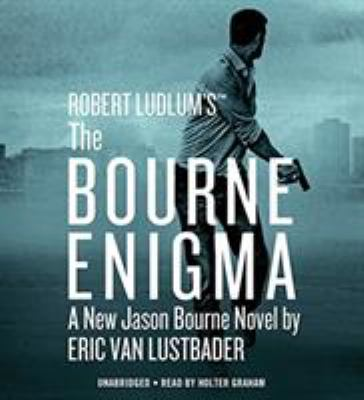 cover of Robert Ludlum's The Bourne Enigma