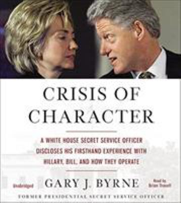 cover of A Crisis of Character