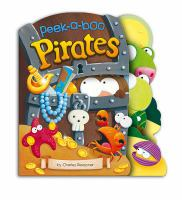 Cover art for Peek-a-Boo Pirates