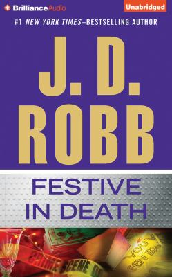 cover of Festive in Death