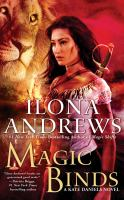Cover art for Magic Binds