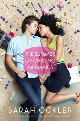 cover of The summer of chasing mermaids