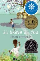 Cover art for As Brave As You