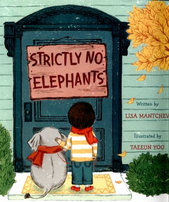cover of Strickly No Elephants