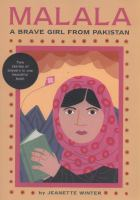 Cover art for Malala A Brave Girl from Pakistan