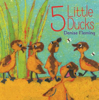 cover of 5 Little Ducks