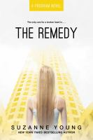 The Remedy by Young, Suzanne © 2016 (Added: 9/25/18)