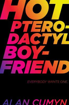 cover of Hot Pterodactyl Boyfriend