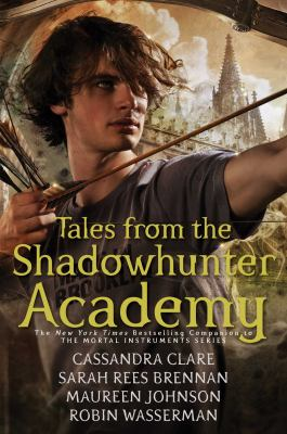 cover of Tales from the Shadowhunter Academy