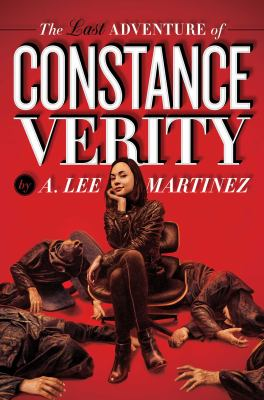 cover of The Last Adventure of Constance Verity