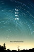 Cover art for We Are the Ants