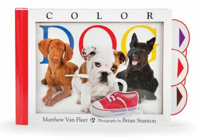 cover of Color dog