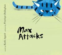 Max+attacks by Appelt, Kathi © 2019 (Added: 7/26/19)