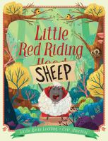 Little+red+riding+sheep by Lodding, Linda Ravin © 2017 (Added: 8/9/17)
